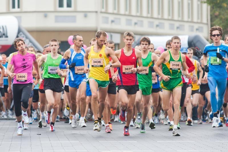 Tarptautinis Vilniaus maratonas jau buria savanorius