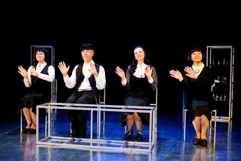 Kauno kamerinis teatras vienu metu paminės tris jubiliejus
