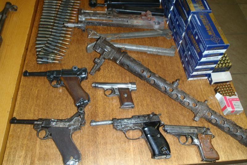Bonnie ir Clyde'o - ginklai bus parduodami aukcione