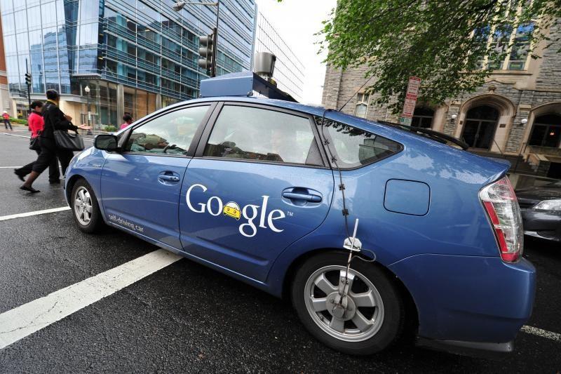 """""""Google"""" atstovai Vilniuje tariasi dėl """"Street View"""" projekto"""