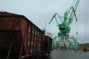 Klaipėdos uoste laukiama Kazachstano krovinių