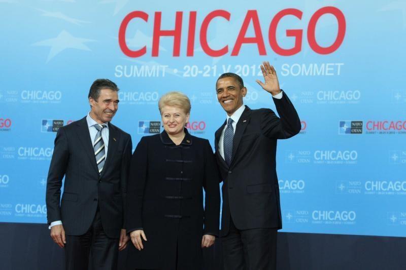 D.Grybauskaitė: JAV prezidentas pakeitė požiūrį į priešraketinę gynybą
