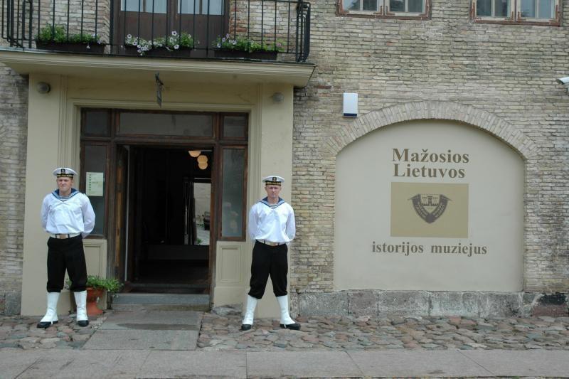Muziejus kviečia kurti grafikos darbus Klaipėdai
