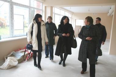 Domeikavoje įsikurs vaikų dienos centras ir pagalbos šeimai tarnyba