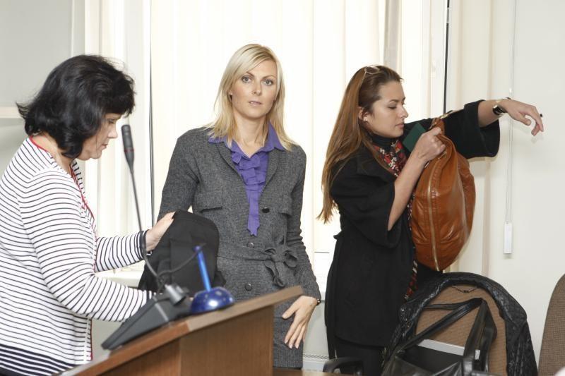 Aktorė Eglė Jackaitė nuo šiol – teistas asmuo