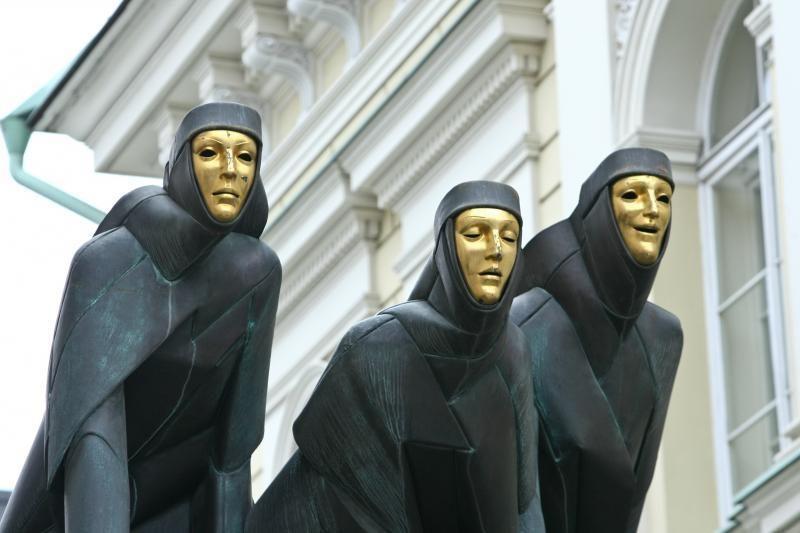 Naujasis teatro sezonas: kliūtys, atradimai, netikėtumai