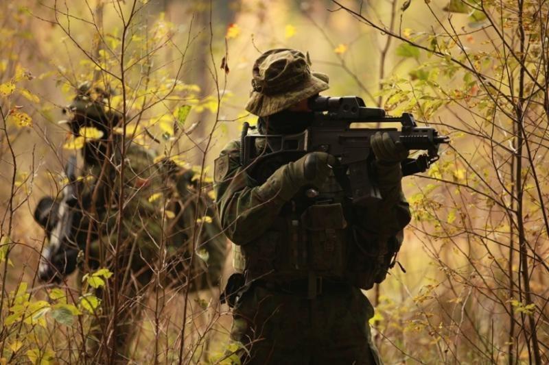 Klaipėdoje baigėsi tarptautinės specialiųjų operacijų pajėgų pratybos