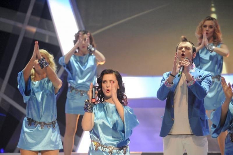 """Ketvirtąjį """"Chorų karų""""  sezoną pergale pradėjo Benamių choras"""