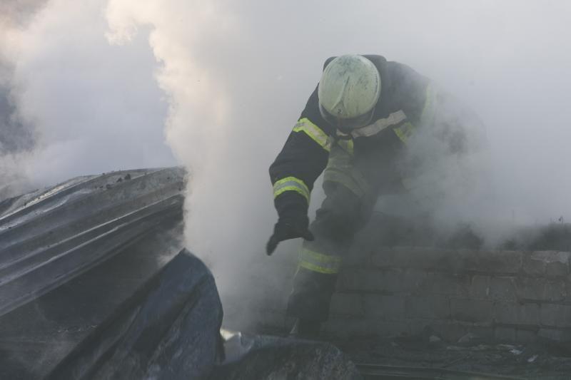 Per   gaisrą     pirtyje    žuvo  vyras