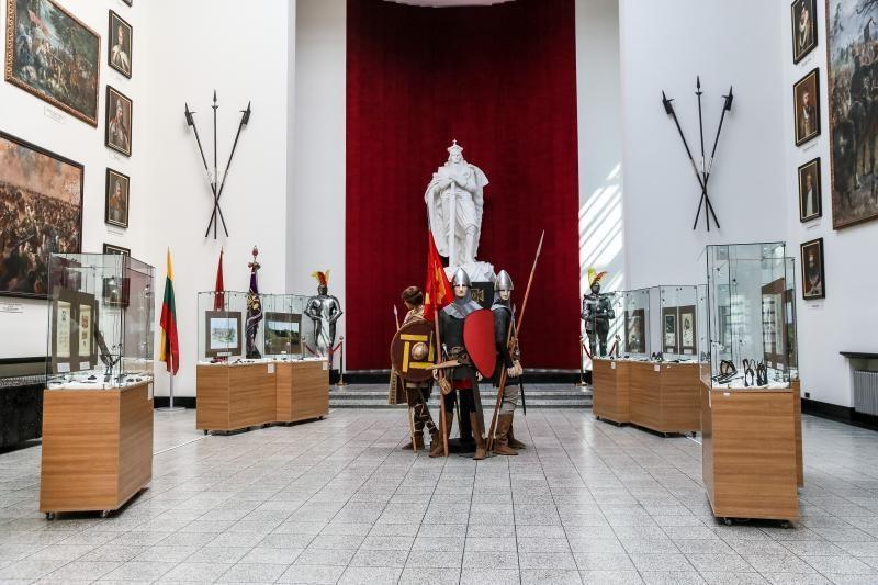 Karo muziejuje – žvilgsnis į Lietuvos karius XIII amžiuje
