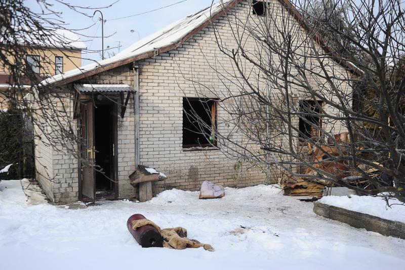 Kaune ugnis pasiglemžė dviejų žmonių gyvybes