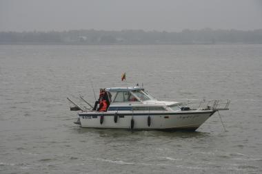 Ministrai apsikeis notomis dėl laivybos Kuršių mariose