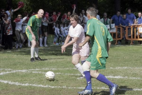 LRT vasarą pasitiko afrikietišku futbolo turnyru