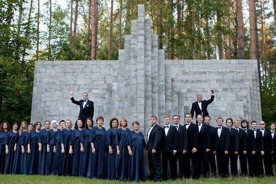 """Choro """"Vilnius"""" staigmena Kaunui – nemokamas koncertas"""