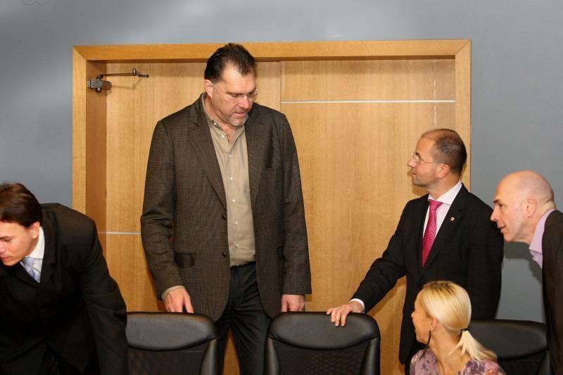A. Sabonis: kuo daugiau sveikų krepšininkų, tuo geriau rinktinei