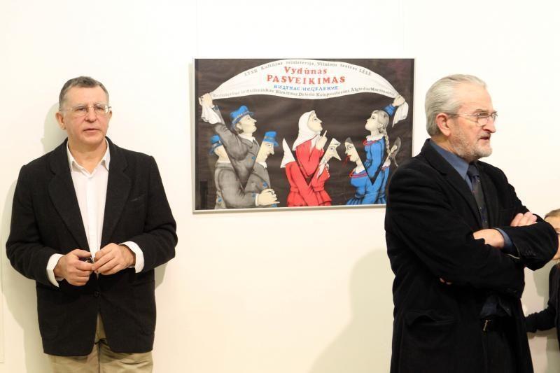 J.Ivanauskaitės 50-mečiui paminėti atidaryta rašytojos paroda