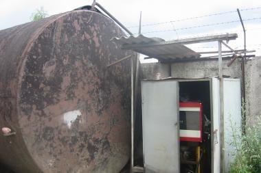 Šiemet Kauno apskrityje jau konfiskuota per 40 tūkst. litrų dyzelino