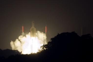 NASA domisi lazerinėmis raketų-nešėjų paleidimo sistemomis