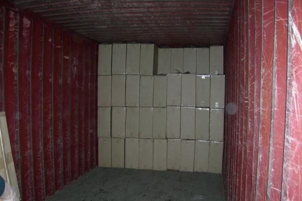 Klaipėdoje sulaikyta kelių milijonų vertės kontrabandą