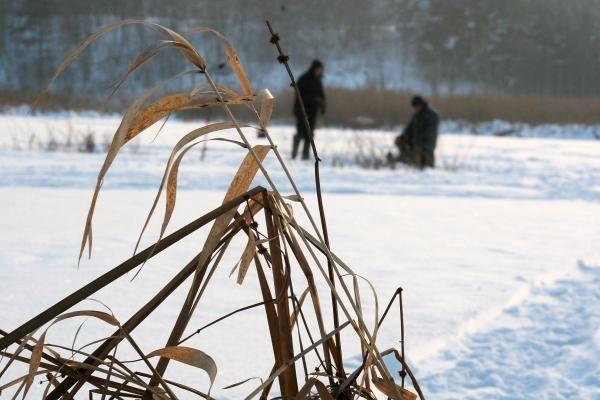 Siūlo penkis kartus didinti baudas už neatsargų elgesį ant ledo (papildyta)