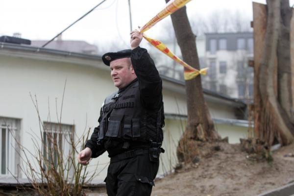 Rastas granatas vaikai parsinešė į namus