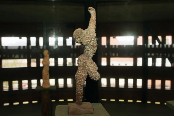 Skulptorius L.Strioga: myliu pasaulį ir žmones
