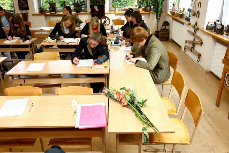 Kauno mokiniai: mums mokykla – kaip rojus