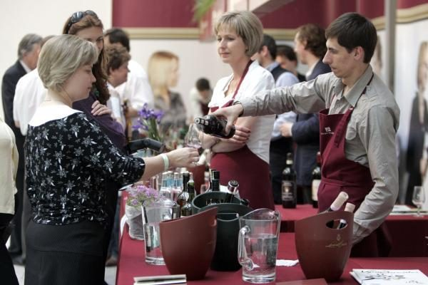 Vilniuje vyksta vyno šventė