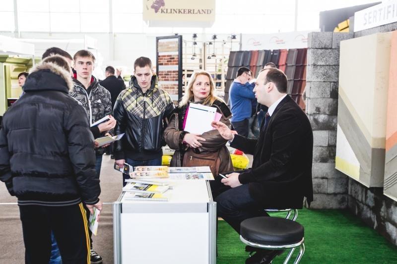 """Kaune prasidėjo jubiliejinė paroda """"Namų pasaulis 2013"""""""