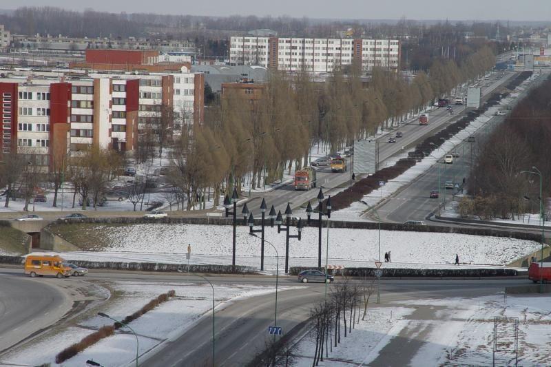 Klaipėdos gatvių projektus siūloma pripažinti valstybei svarbiais