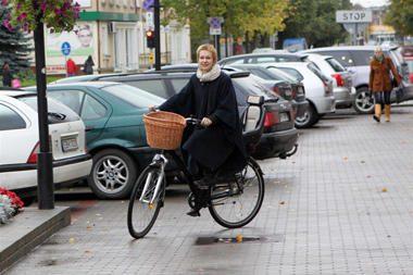 Tarptautinė diena be automobilio: ekologijos idėjos Panevėžyje nepopuliarios