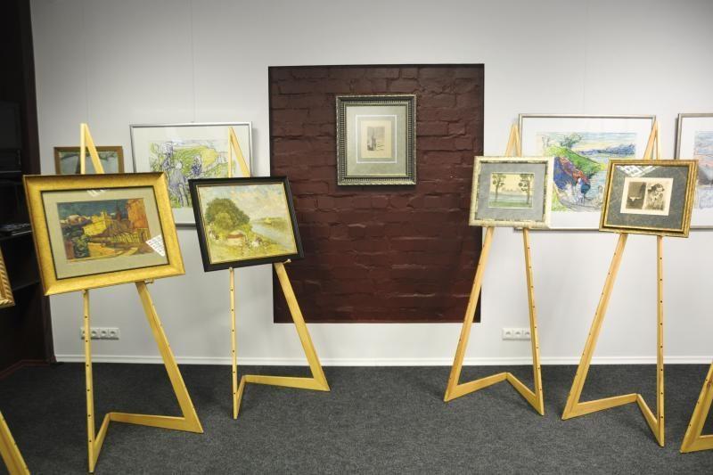 Vilniaus aukcione bus parduodamas M.K.Čiurlionio darbas