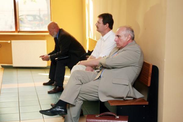 Uosto vadovas E.Gentvilas liudijo prieš verslininką P.Jurgutį