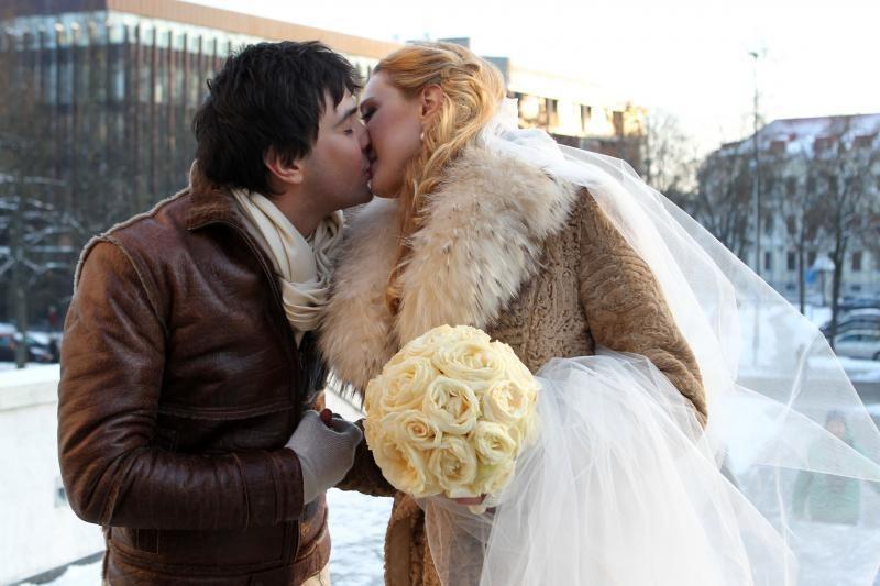 Per speigą į Santuokų rūmus žengė ir žinomos poros