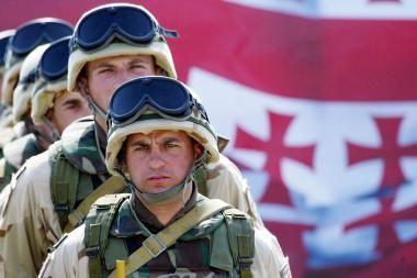 Gruzija paskelbė išardžiusi Rusijos šnipų tinklą