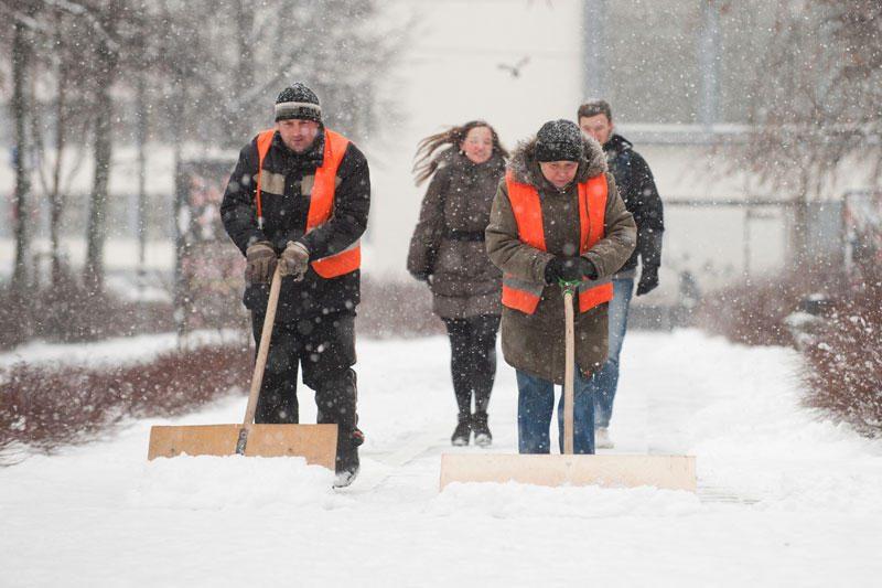 Sniegas vienų kišenes pildo, kitų – tuština