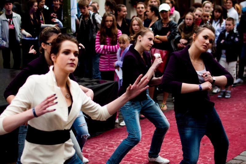 Kauno senamiestį įsiūbuos šokių šventė (renginio programa)