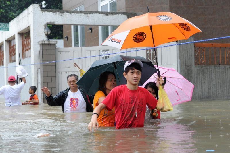 Filipinuose per potvynius žuvo 15 žmonių