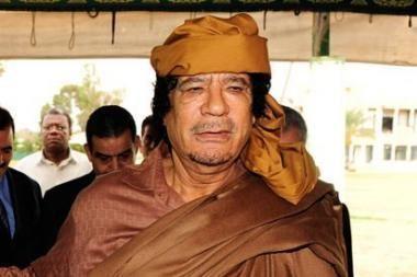 Interpolas padės vykdyti JT paskelbtas sankcijas M. Kadhafi