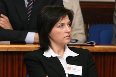 Politikai palaimino D.Paulauskienės atleidimą iš darbo