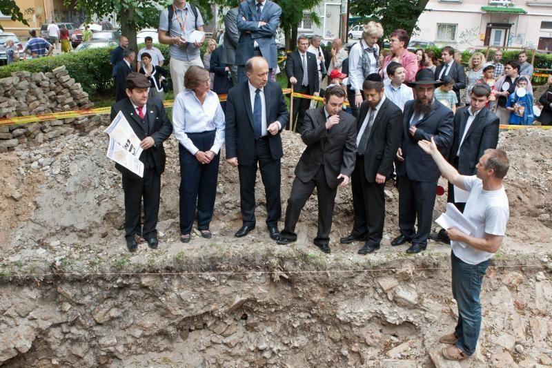 Vilniaus Didžioji sinagoga po kelerių metų bus atverta lankytojams