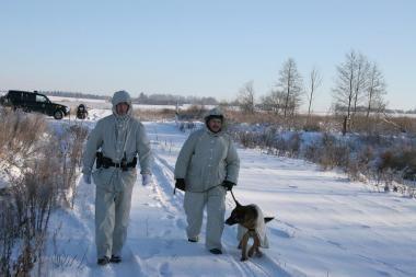 Pažeisti Lietuvos sieną bandoma vis rečiau