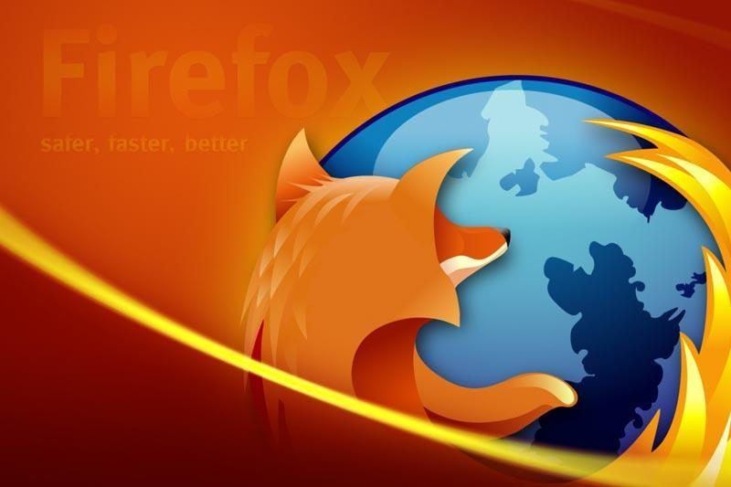 """""""Firefox 12"""" gaus perdarytą titulinį puslapį"""