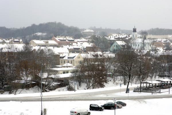 Tvyrant ramiems orams, Vilniuje oro užterštumas viršijo normas
