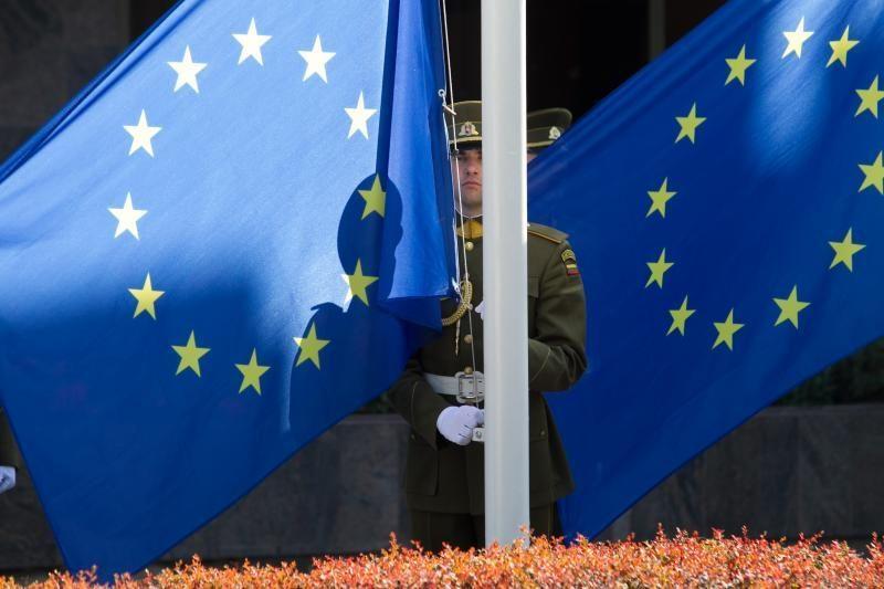 ES ir JAV konsultuosis dėl duomenų apsaugos, delegacija derinama