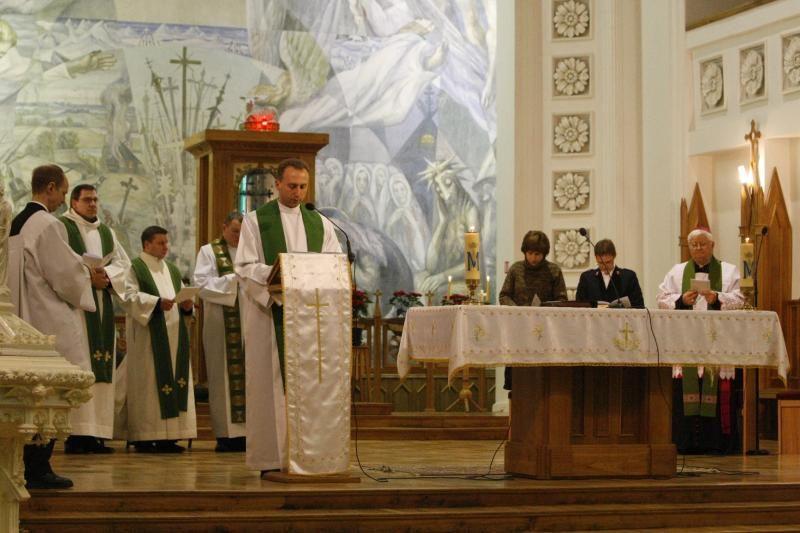 Uostamiesčio krikščionys susirinko bendrai maldai