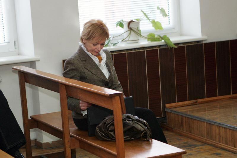 """""""Stiklainio"""" kaltininkai sėdo į teisiamųjų suolą"""