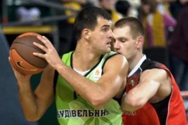 Atranką į Eurolygą Kijevo krepšininkai pradėjo nesėkme