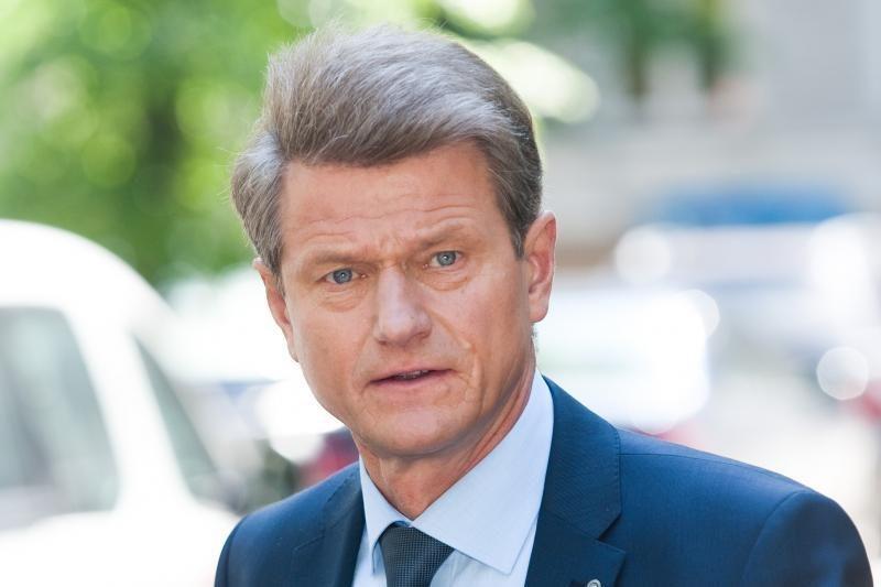 R.Paksas patvirtino, kad dalyvaus Seimo rinkimuose