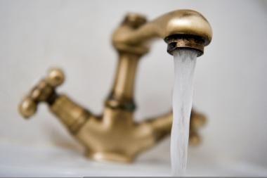 """""""Vilniaus vandenys"""": jei vanduo nebrangs 50 proc., žlugs investicijos (papildyta)"""